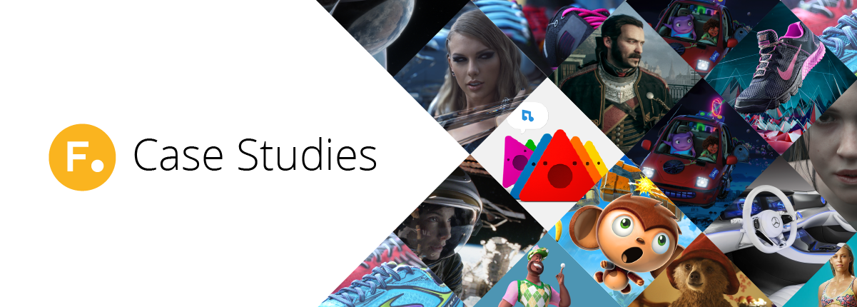 The Foundry Case studies