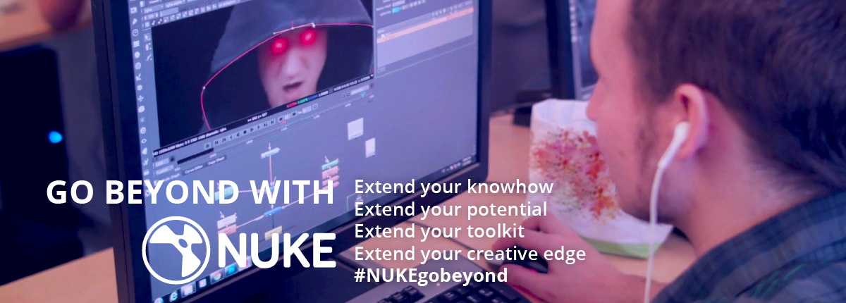 Go beyond with NUKE