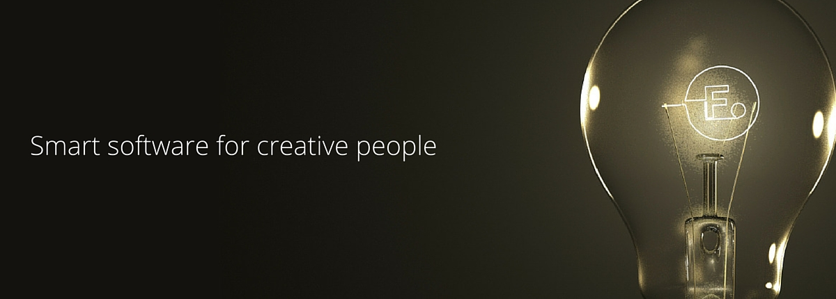 Smart software for creative people