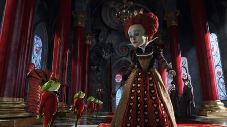 Sony Pictures Imageworks Alice in Wonderland
